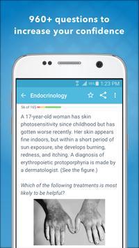 USMLE Internal Medicine Q&A スクリーンショット 1