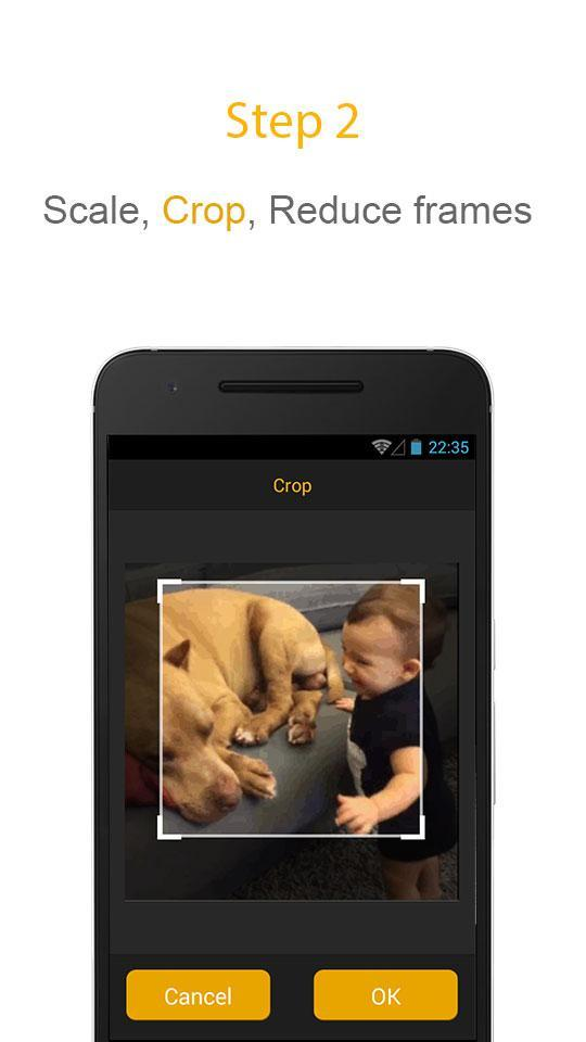 Gif mini for Android - APK Download