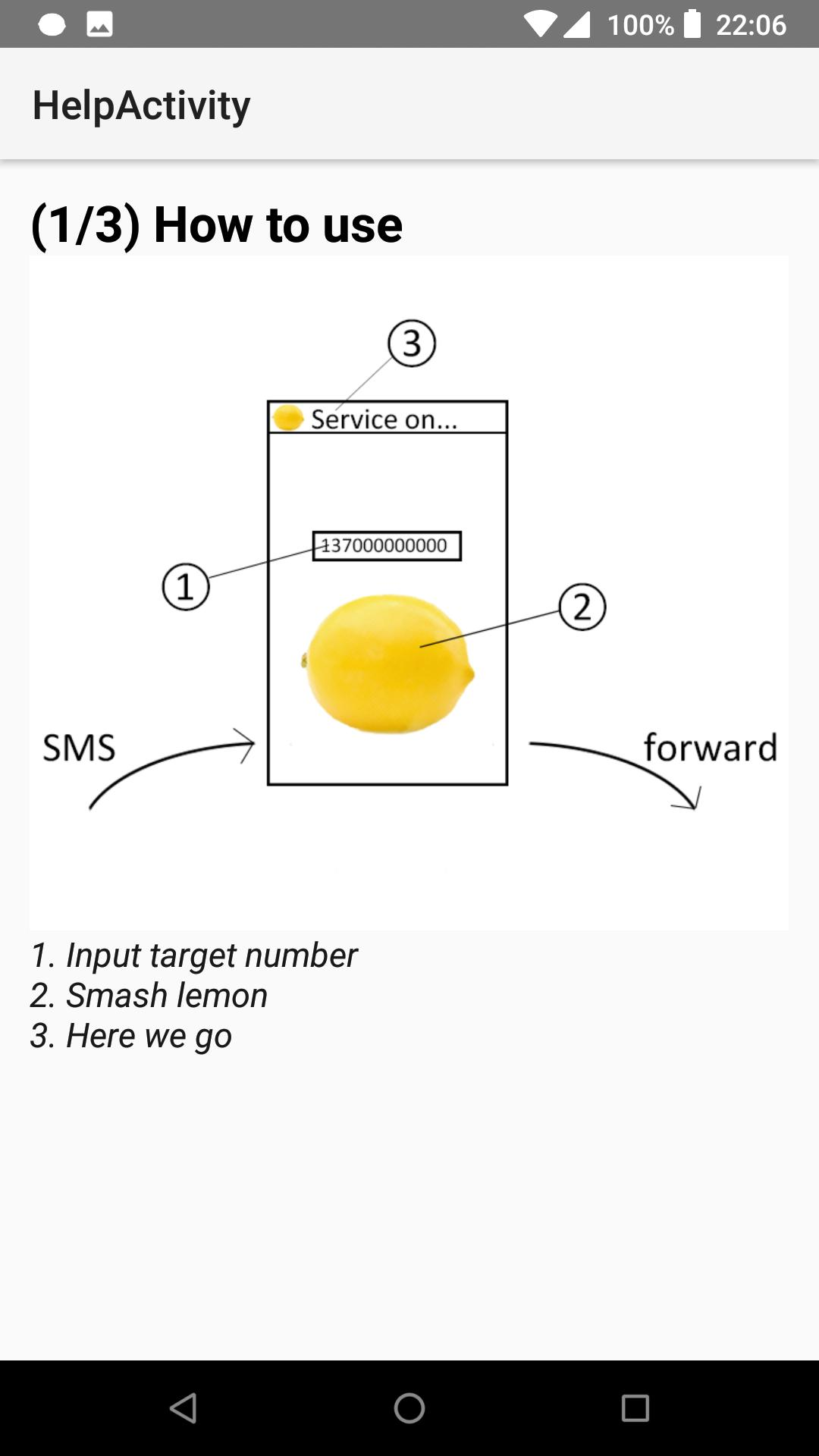 SMS Forwarder L for Android - APK Download