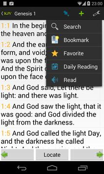 Bible KJV screenshot 1