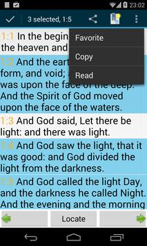 Bible KJV screenshot 2