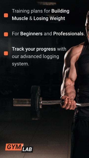 GymLab: Workout Plan for Weight loss & Muscle Gain for