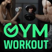 Gym Gym Workout Personal Trainer Bodybuilding simgesi