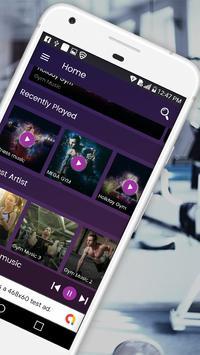 GYM Radio: workout music app, workout songs screenshot 3