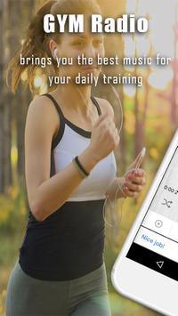 GYM Radio: workout music app, workout songs screenshot 4