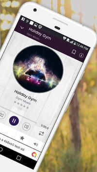 GYM Radio: workout music app, workout songs screenshot 5