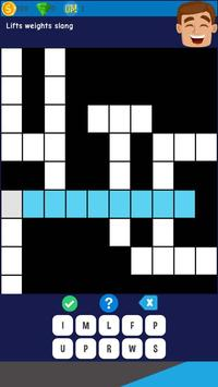 Happy Crossword screenshot 1
