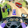 Modern Bus Drive 3D Parking new Games - Bus Games アイコン
