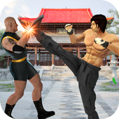 Kung fu fight karate offline games 2020: New games simgesi