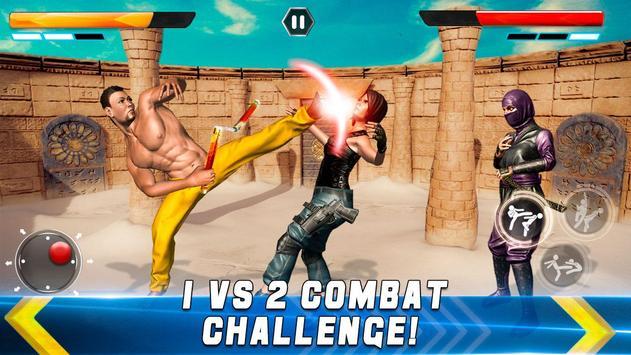 Real Superhero Kung Fu Fight Champion screenshot 3
