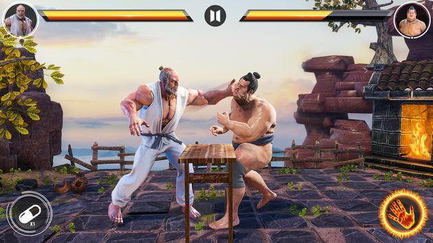 Juegos de lucha de kung fu: juegos de peleas captura de pantalla 3
