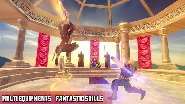 Thực siêu anh hùng quyền anh Cố lên Trò chơi, ảnh chụp màn hình 14
