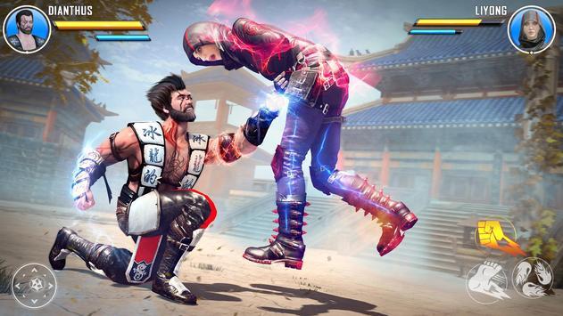 Thực siêu anh hùng quyền anh Cố lên Trò chơi, ảnh chụp màn hình 8