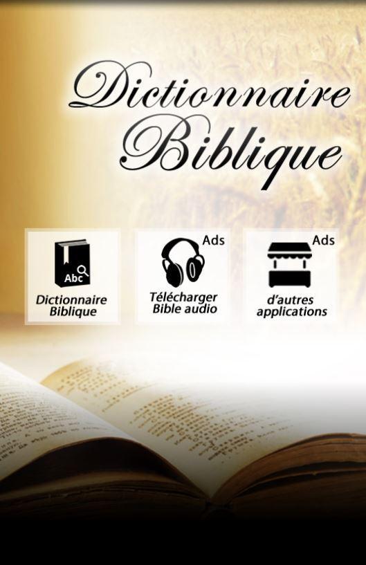BIBLIQUE TÉLÉCHARGER ENCYCLOPEDIE