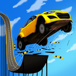 Mega Ramp Car Jumping Stunts Game 3D