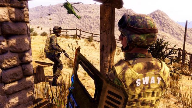 Call of Counter Terrorist Strike: Shooting Games screenshot 1