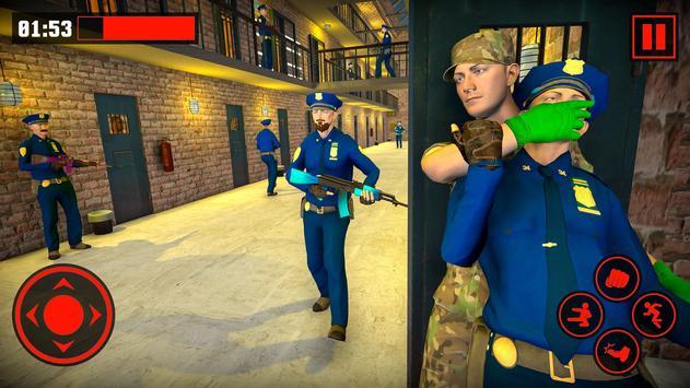 US Army Commando Prison Escape screenshot 9