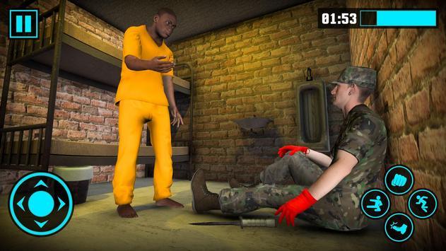 US Army Commando Prison Escape screenshot 12