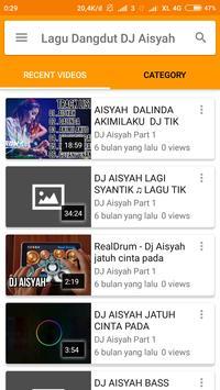 Lagu Dangdut DJ Aisyah screenshot 1