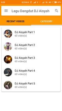 Lagu Dangdut DJ Aisyah screenshot 2