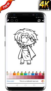 Comment colorer Gacha Life HD screenshot 4