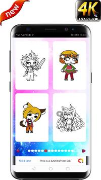 Comment colorer Gacha Life HD screenshot 6