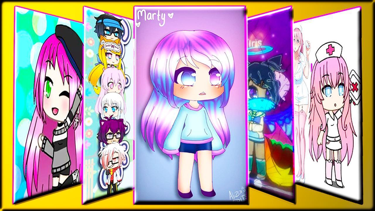 Gacha Anime Life Wallpapers Wallpapers Anime For Android