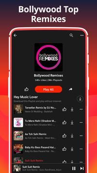 Hindi Songs,Tamil Indian Gana,Bhajan MP3 Music App скриншот 13