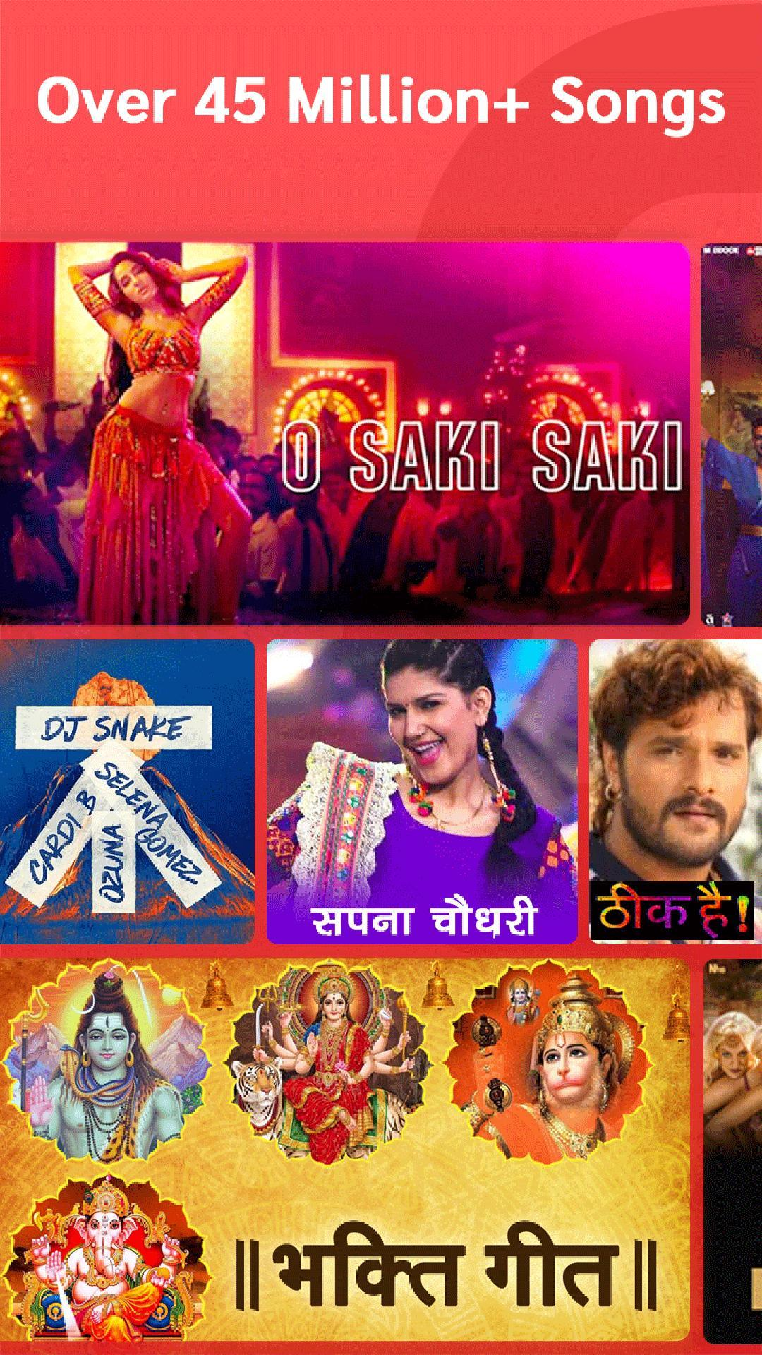 Gaana for Android - APK Download