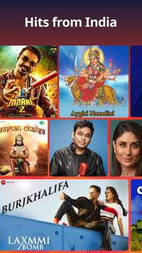 Hindi Songs,Tamil Indian Gana,Bhajan MP3 Music App скриншот 1