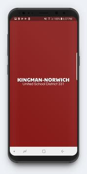 USD 331 Kingman-Norwich poster