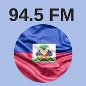 Caraibes Haiti 94.5 icon