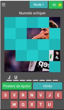 Ghici Echipa Jucatorilor poster