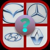 Logo Car icon