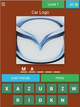 Logo Car screenshot 14