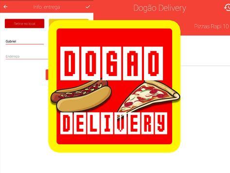 DOGÃO DELIVERY BURI screenshot 1
