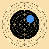 TargetScan ISSF Pistol & Rifle 圖標