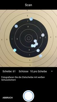 TargetScan ISSF Pistol & Rifle Screenshot 1