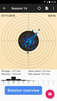 TargetScan ISSF Pistol & Rifle Cartaz