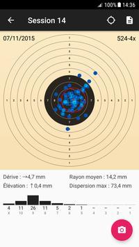TargetScan ISSF Pistol & Rifle Affiche