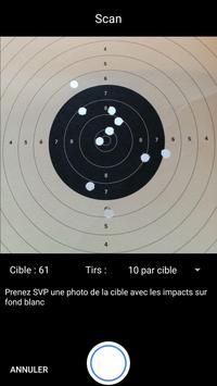 TargetScan ISSF Pistol & Rifle capture d'écran 1