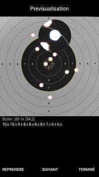 TargetScan ISSF Pistol & Rifle capture d'écran 2