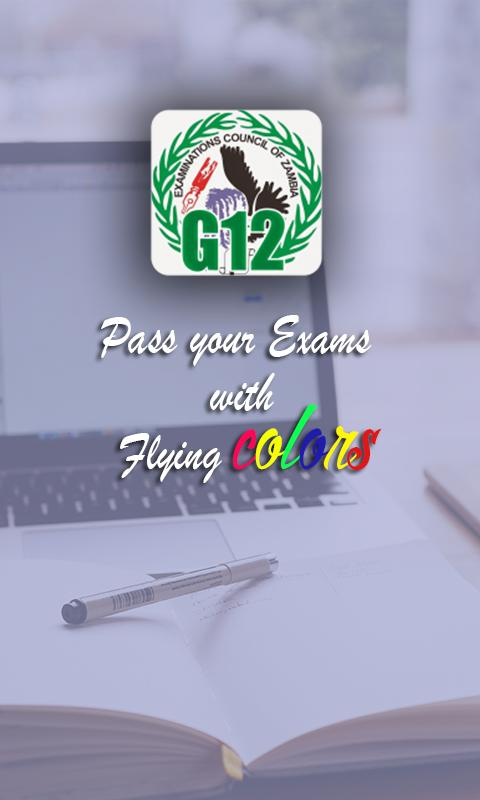 G12 ECZ Past Papers For Android APK Download