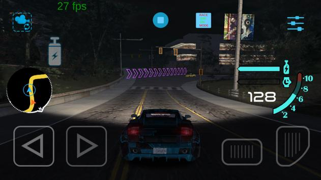 Race Canyon imagem de tela 1