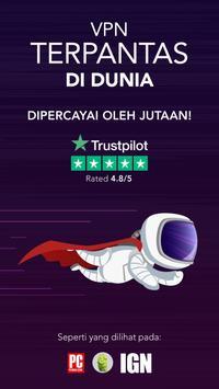 PureVPN poster