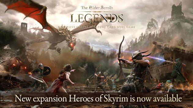 The Elder Scrolls: Legends Asia poster