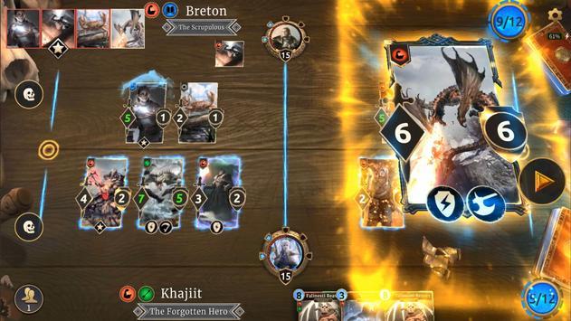 The Elder Scrolls: Legends Asia screenshot 6