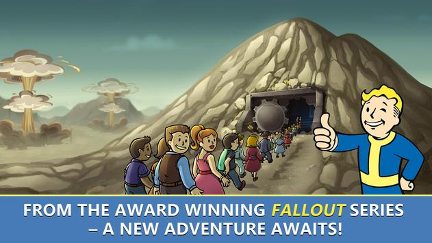 Fallout Shelter Online पोस्टर