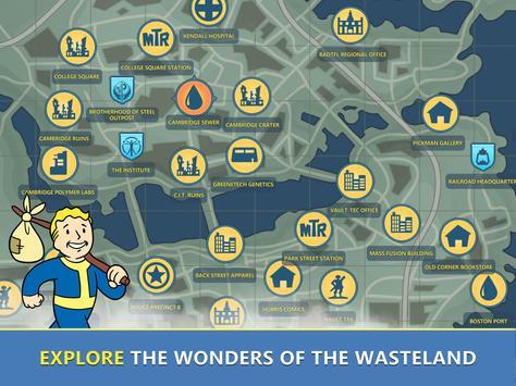 Fallout Shelter Online ảnh chụp màn hình 19
