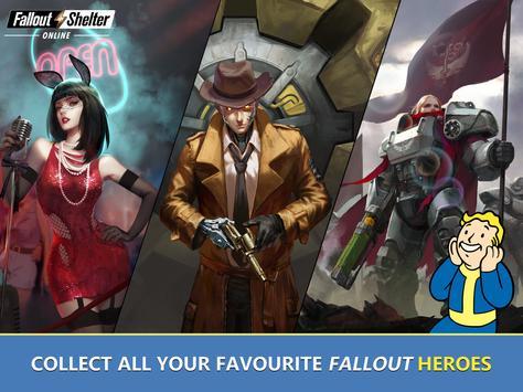 Fallout Shelter Online screenshot 11
